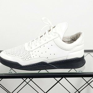 Filling Pieces Low Top - White